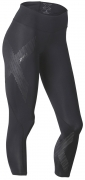 2XU Perform Mid-Rise Compression 7/8 Tight Damen Schwarz