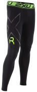 2XU Refresh Recovery Compression Long Tight Herren Schwarz/Nero (2017)