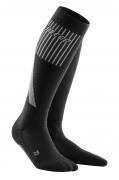 CEP Cold Weather Compression Socks Herren Schwarz