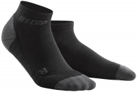 CEP Run Low Cut Socks 3.0 Herren Schwarz/Grau
