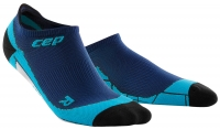 CEP Running No Show Socks Herren Deep Ocean/Hawaii Blau