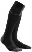 CEP Run Compression Socks 3.0 Herren Schwarz/Grau