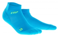 CEP Running Ultralight Low Cut Socks Herren Blau/Grün