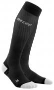 CEP Run Ultralight Compression Socks Herren Schwarz/Grau