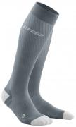 CEP Run Ultralight Compression Socks Herren Grau
