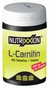Nutrixxion L-Carnitin Kautabletten 150g Dose