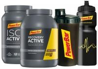 Powerbar IsoActive Sports Drink 1,32kg & RecoveryActive Drink 1,21kg Sparpaket