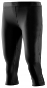 Skins DNAmic Compression 3/4 Tight Damen Black/Black