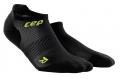 CEP Running Ultralight No Show Socks Herren Schwarz/Grün