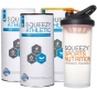 Squeezy Athletic - 3x550g Dose + Mix-Shaker