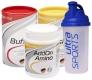 Ultra Sports Getränkepaket incl. AddOn Amino + Mix Shaker