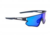 Swiss Eye Model Hurricane - Black Matt / Dark Blue